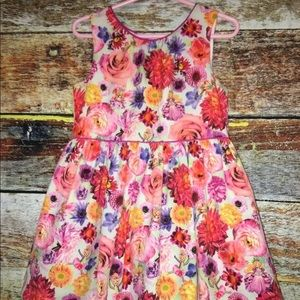 Florabelle Toddler Size 4T floral dress Sundress